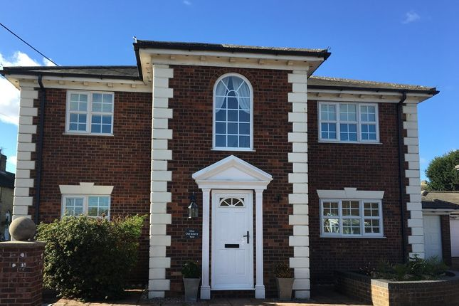 Thumbnail Detached house for sale in Old Bakery Road, Cambridge Road, Dunton, Beds