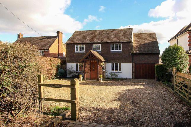 Thumbnail Detached house for sale in The Grovells, Hudnall Common, Little Gaddesden, Berkhamsted