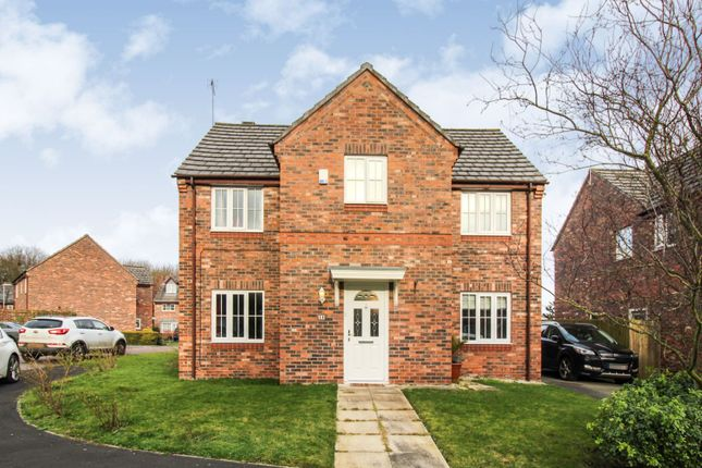 Thumbnail Detached house for sale in Clough Road, Liverpool