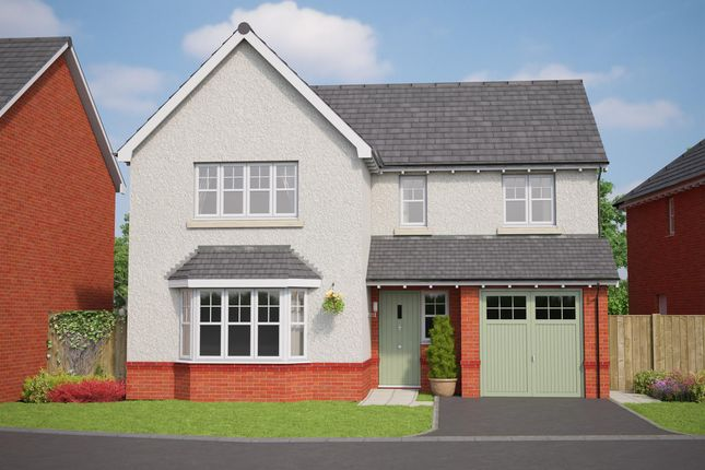 Thumbnail Detached house for sale in The Edinburgh, Bryn Y Mor, Old Colwyn