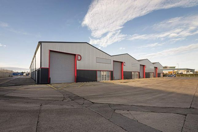 Thumbnail Industrial to let in Lustrum Trade Park, Portrack Lane Stockton On Tees