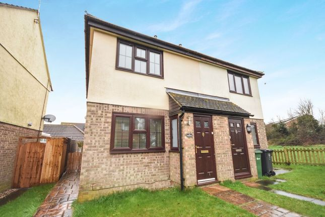 Thumbnail Semi-detached house for sale in Buttercup Walk, Witham, Essex