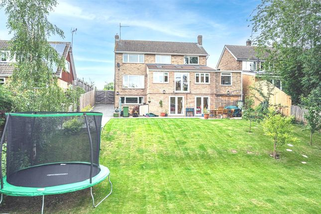 Thumbnail Detached house for sale in Home Farm Road, Stanion, Kettering