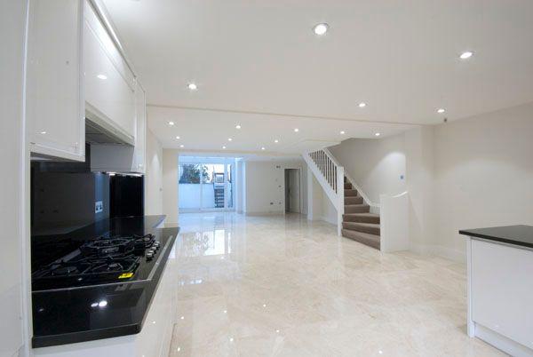 Thumbnail Property to rent in Abingdon Villas, Kensington, London