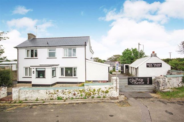 Thumbnail Detached house for sale in Sandyhill Road, Saundersfoot
