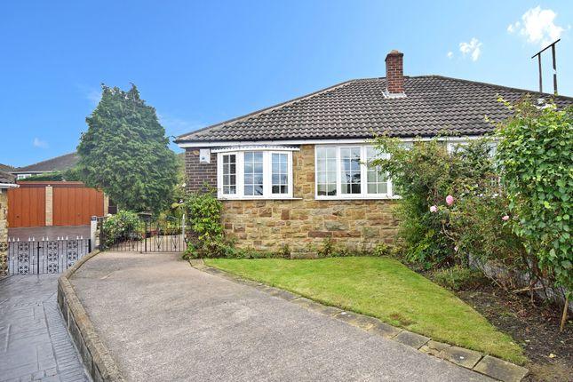 Thumbnail Semi-detached bungalow for sale in Gillion Crescent, Durkar, Wakefield