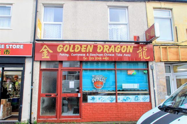 Thumbnail Flat for sale in Salisbury Road, Cathays, Cardiff