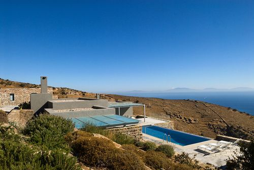 5 bed town house for sale in Kea Island, Cyclades, Greece