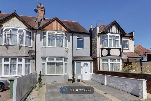 3 bed maisonette to rent in Warrington Road, Harrow HA1