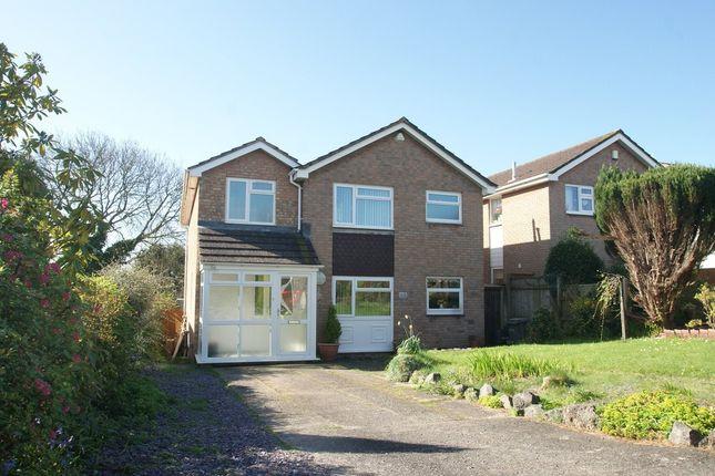 Thumbnail Detached house for sale in Longmead Road, Preston, Paignton