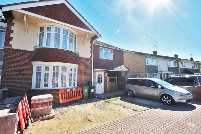 3 bed end terrace house for sale in Chatsworth Avenue, Cosham, Portsmouth PO6
