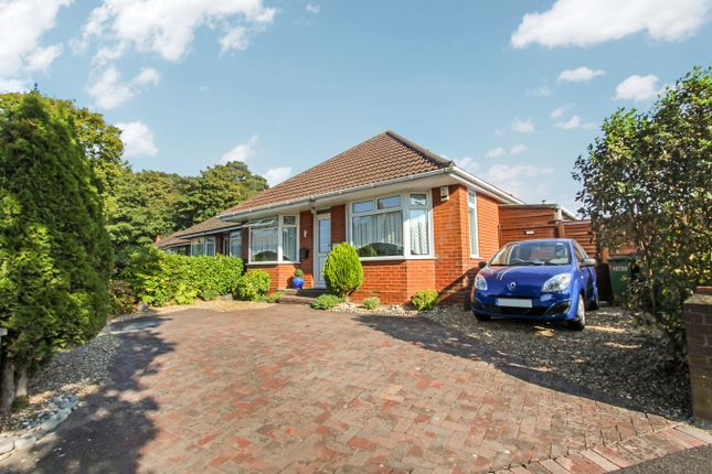 Thumbnail Detached bungalow for sale in Coxford Road, Southampton