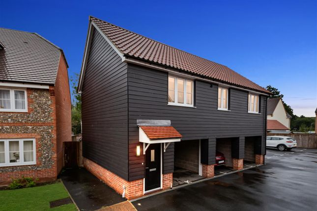 Thumbnail Detached house for sale in Norman Close, Sible Hedingham, Halstead