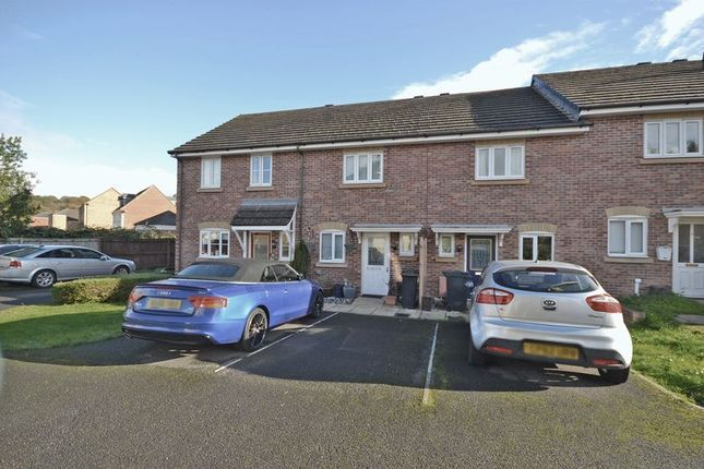 Thumbnail Terraced house for sale in Superb Modern House, Fuscia Way, Newport
