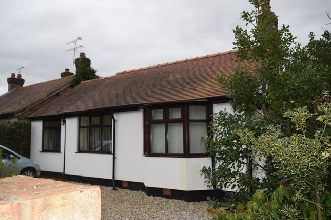 Thumbnail Detached bungalow to rent in Egerton Road, Blacon, Chester