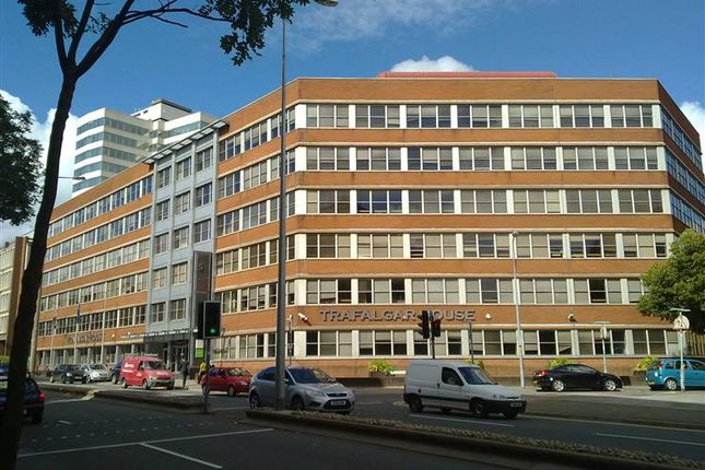 Office to let in 5 Fitzalan Place, Cardiff