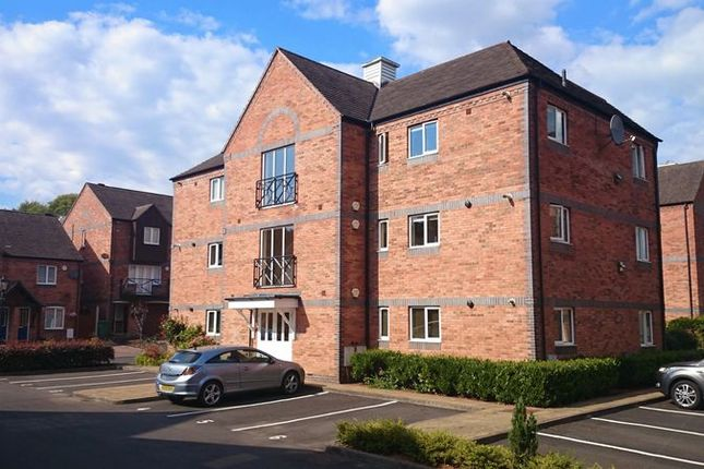 Thumbnail Flat to rent in Round Hill Wharf, Kidderminster
