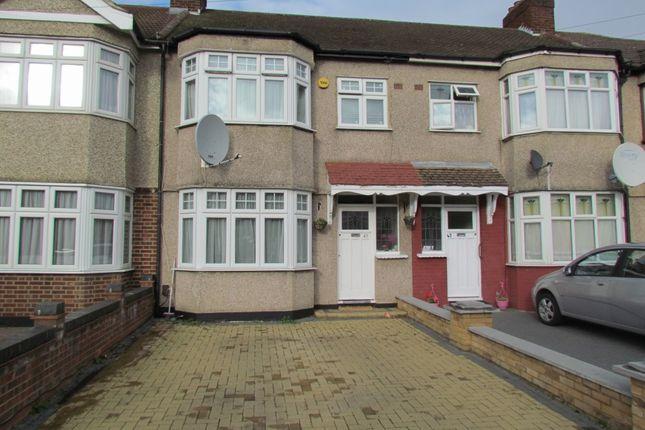 Thumbnail Terraced house for sale in Trinity Lane, Waltham Cross