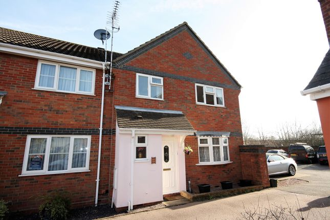 Thumbnail Semi-detached house for sale in Attwood Close, Colchester