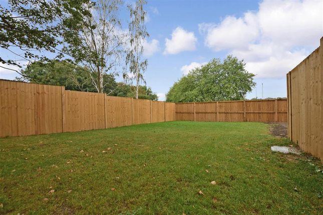 Rear Garden of Barrow Hill House, Ashford, Kent TN24