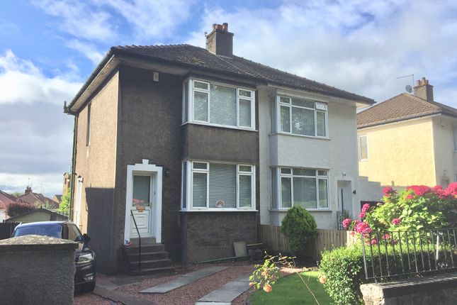 Thumbnail Semi-detached house for sale in Duntocher Road, Clydebank, West Dunbartonshire