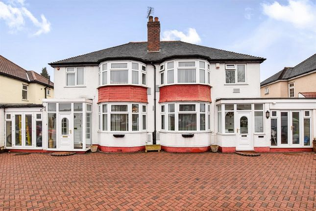 Thumbnail Detached house for sale in Walsall Road, Great Barr, Birmingham