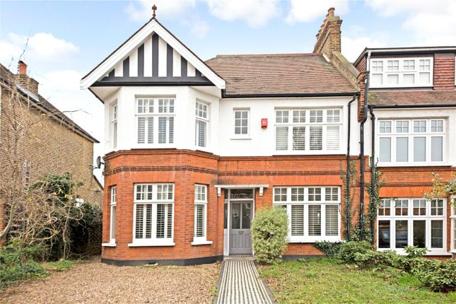 Thumbnail Semi-detached house for sale in Beechhill Road, Eltham, London
