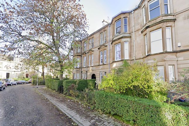 Thumbnail Flat for sale in 26, Holyrood Crescent, Flat 0-1, Glasgow G206Hl