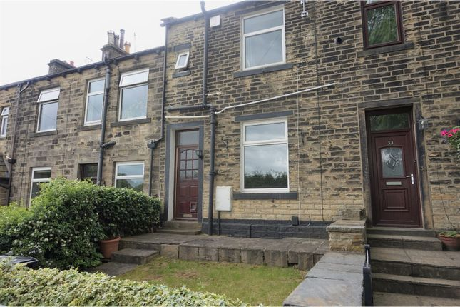 Thumbnail Terraced house for sale in Red Lane, Farsley