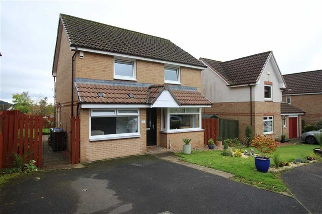 Thumbnail Detached house for sale in Swallow Crescent, Inverkip, Greenock