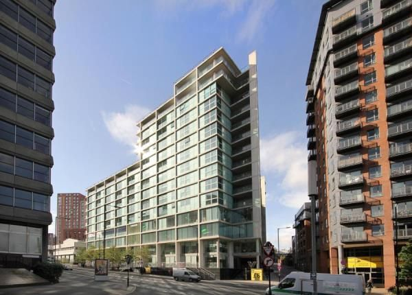 External of City Point, 1 Solly Street, Sheffield, South Yorkshire S1