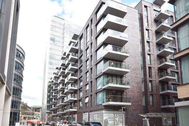 Thumbnail Flat to rent in Meranti House, Goodman's Fields, 84 Alie Street