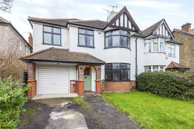 Thumbnail Semi-detached house for sale in Coleraine Road, London