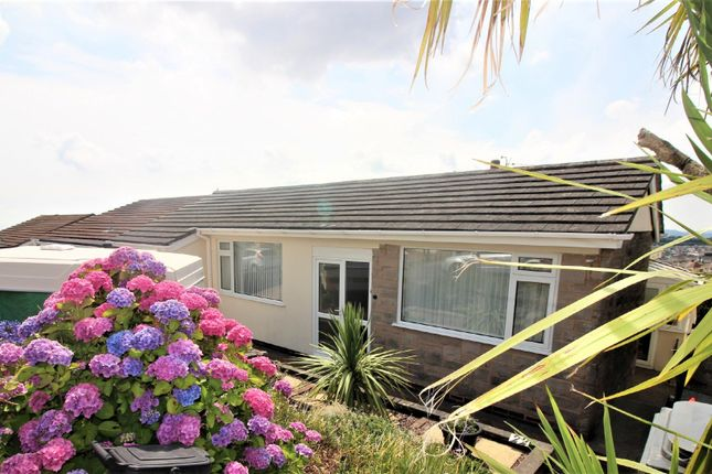 Thumbnail Detached bungalow for sale in Dolphin Crescent, Paignton