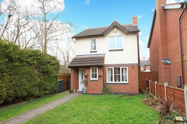 Thumbnail Detached house for sale in 38 Mccormick Drive, Shawbirch, Telford