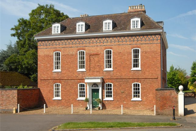 Thumbnail Detached house for sale in Church Street, Fladbury, Worcestershire