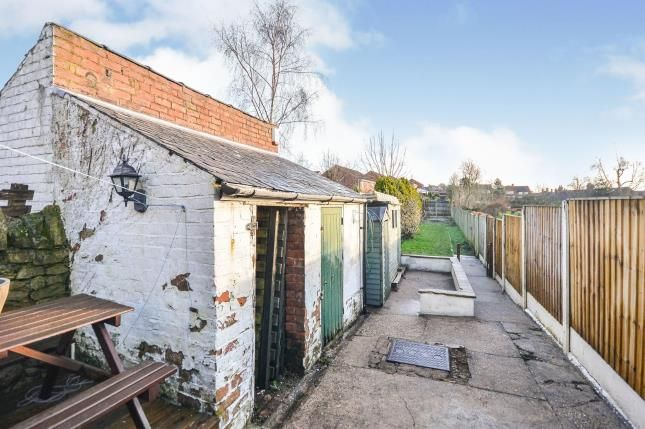 Garden of Common Road, Huthwaite, Sutton-In-Ashfield, Nottinghamshire NG17