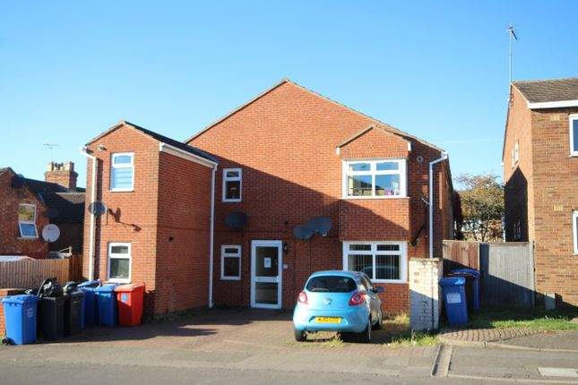 Thumbnail Block of flats for sale in Cobden Street, Kettering