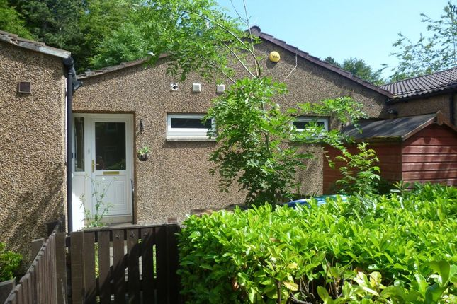 Thumbnail Bungalow to rent in Julian Court, Glenrothes