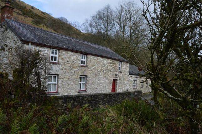 Thumbnail Property to rent in Ffarmers, Llanwrda