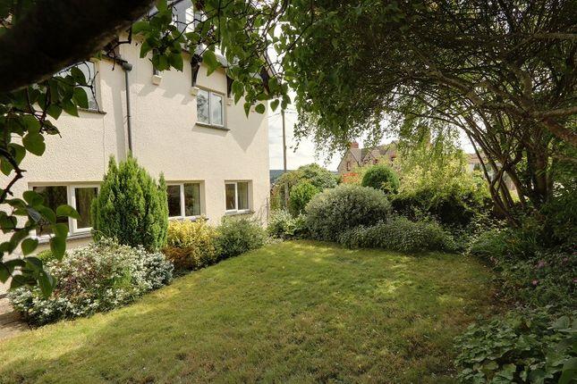 Garden of English Bicknor, Coleford, Gloucestershire. GL16