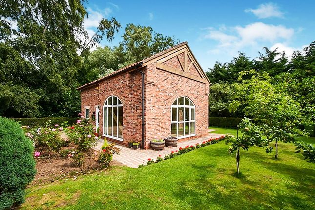 Thumbnail 2 bed detached house for sale in Wetherby Road, Rufforth, York