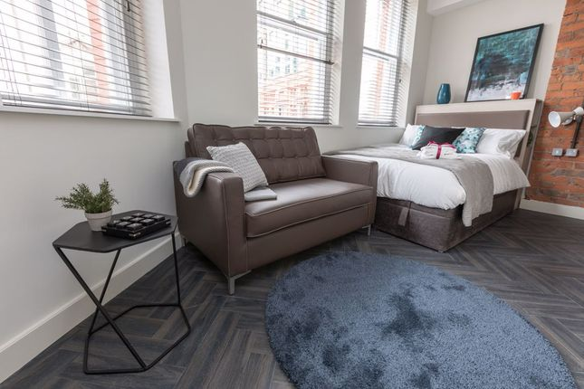 1 bed flat to rent in King Street, Manchester M2