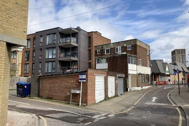 Thumbnail Commercial property for sale in 20-22 Wilmount Street, Woolwich, London
