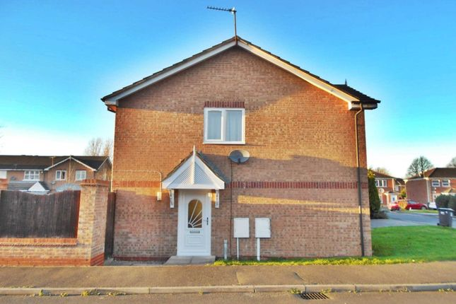 Thumbnail Semi-detached house to rent in Mimosa Crescent, Sunnyhill, Derby
