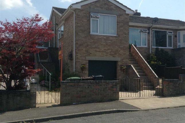 Thumbnail Semi-detached house for sale in Mill Farm Drive, Stroud