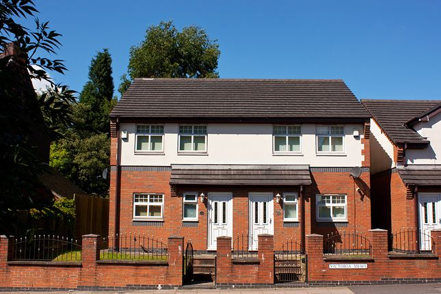 Thumbnail Semi-detached house to rent in Victoria Mews, Victoria Street, Newcastle-Under-Lyme, Stoke On Trent, Staffs