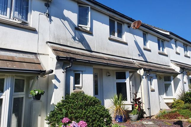 Thumbnail Terraced house to rent in Pyramid Close, Trewoon, St. Austell
