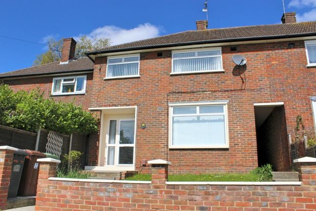 Thumbnail Terraced house to rent in Gateshead Road, Borehamwood, Hertfordshire