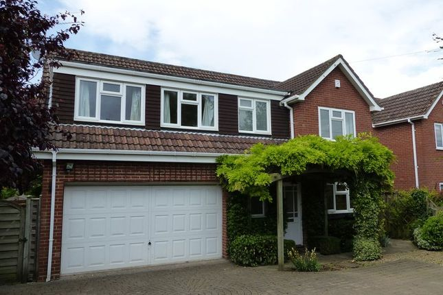 Thumbnail Detached house for sale in Gossmore Lane, Marlow
